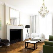 Дистанционное отделение Международная Школа Дизайна Дизайн проект квартиры Парижская квартира Дипломная работа Анны Гусевой