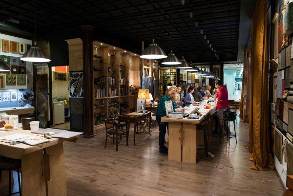 Курс практического декорирования: занятия в мастерской Марата Ка