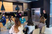 Проектирование кухни: изучаем нюансы в шоу-румах Nolte и Nobilia