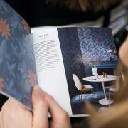 О цвете в интерьере по-британски: в IDS прошла встреча с Дэвидом Моттерсхедом