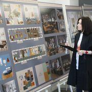 От хостела до бутик-отеля: студенты группы 1702 представили свои дипломные проекты