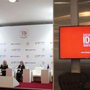На Петербургском международном экономическом форуме обсудили российский дизайн!