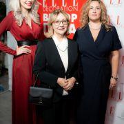 Дарья Лапошина, Надежда Лазарева и Наталья Ионова (все — Международная Школа Дизайна)