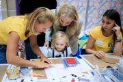 «Детские вашей мечты»: увидела свет новая книга дизайнера Жени Ждановой