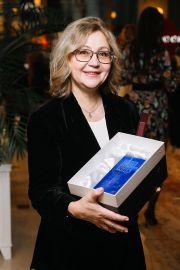 Надежда Лазарева, президент, основатель и идейный вдохновитель Международной Школы Дизайна