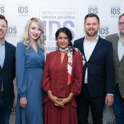 В IDS состоялась мировая премьера палитры Earth Tones от легендарного бренда Designers Guild!