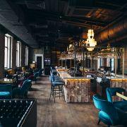 Коктейль-бар в фудмаркете «Депо» (Фото: Марк Боярский)