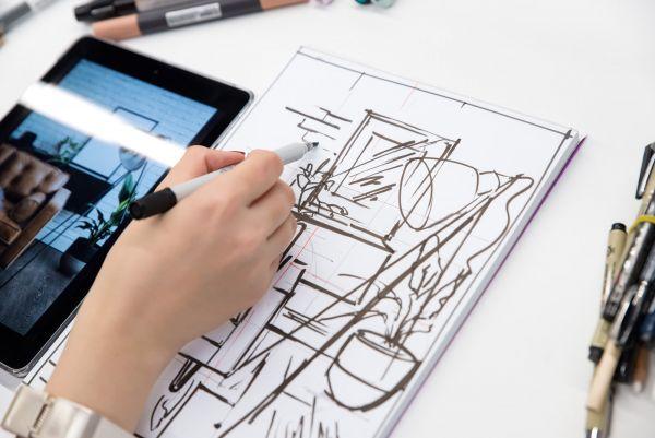 Приглашаем 21 апреля на тест-драйв профессии дизайнера в онлайн-режиме!
