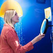 В фокусе внимания ванные комнаты: студенты летнего интенсива в гостях у AM Group!