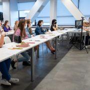 День открытых уроков в Международной Школе Дизайна прошел оффлайн!
