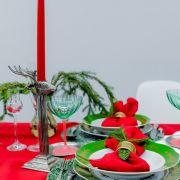 Натюрморт в новогодних тонах: Катя Гулюк рассказала о секретах сервировки праздничного стола!