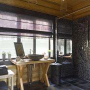 Фрагмент проекта дизайн-студии Lavka Design, деревянный дом на Волге, 450 кв.м.