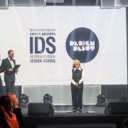 25 лет Международной Школе Дизайна — выступление Надежды Лазаревой