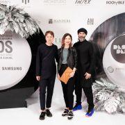Дима Логинов (дизайнер), Дарья Орехова (Axo Light), Георгий Канделаки (Nolte Kuchen)
