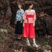 Проект «Moshimi» одежда с принтами ручной работы, Маргарита Стасевич