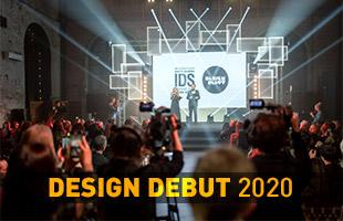 Дизайн-дебют 2020