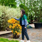 Студенты-ландшафтные дизайнеры IDS в гостях у Imperial Garden!