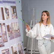 Полное погружение в дизайн: защита группа летнего интенсива Татьяны Горской!